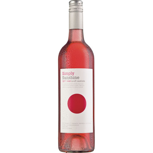 Simply Sunshine Rosé 2017