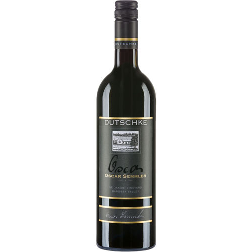 Dutschke Oscar Semmler Single Vineyard Reserve Shiraz Barossa Valley 2015