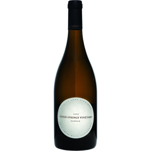 Evening Land Vineyards Seven Springs Summum Chardonnay 2007