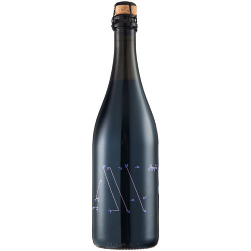 """SUPERMOXIE "" Limited Release Sparkling Shiraz 2010 ─ Dowie Doole & Apell"